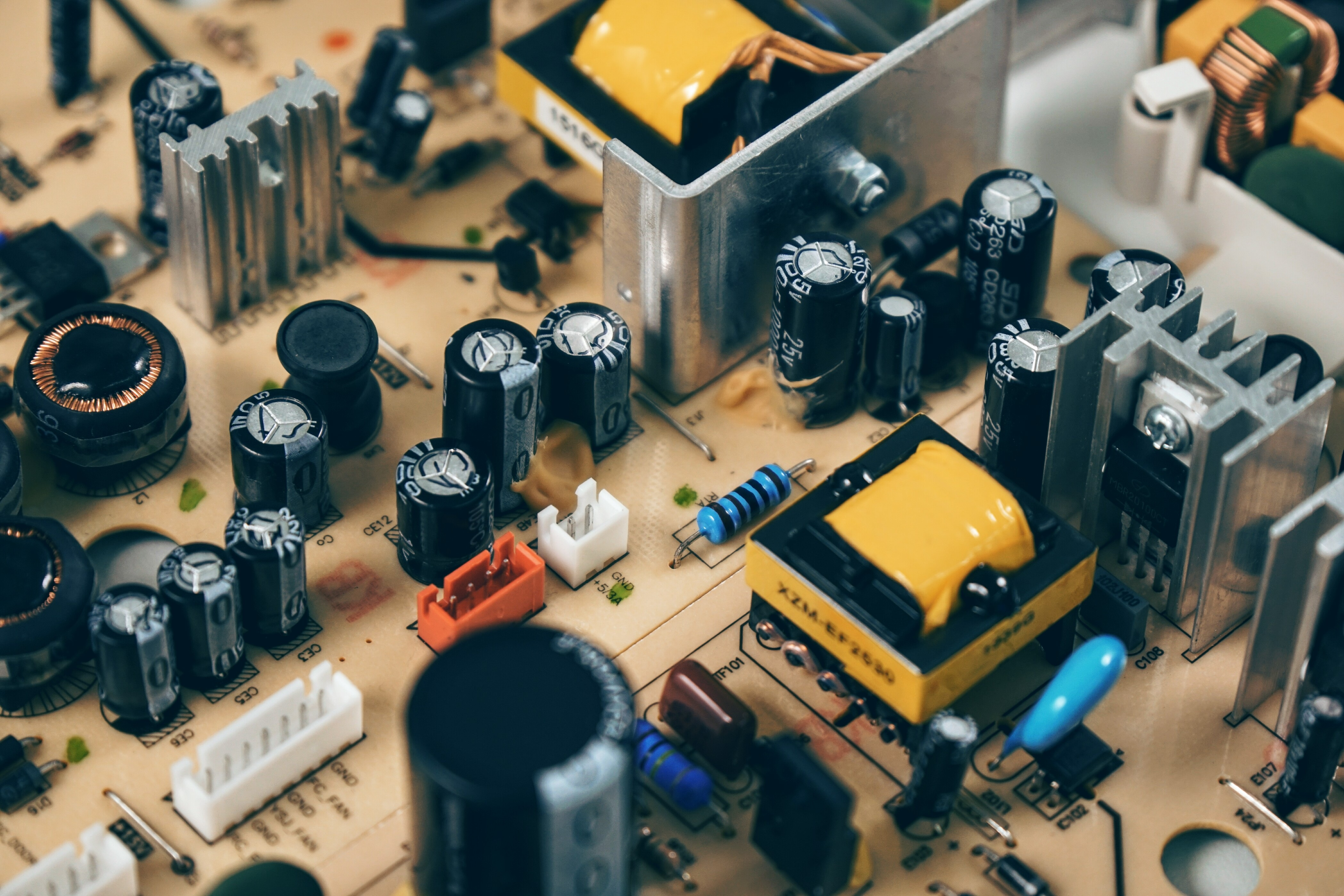 Erfolgsrezept von Elektromaterial