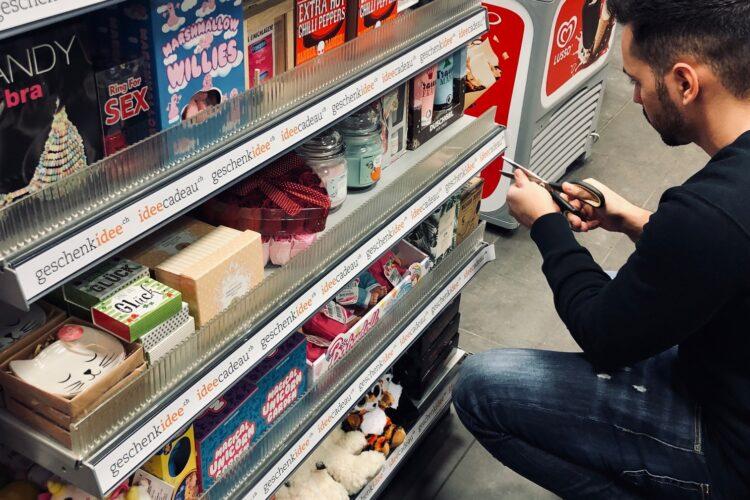 geschenkidee in tankstellenshops