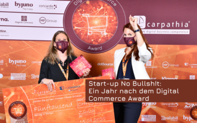No Bullsh!t: Ein Jahr nach dem Digital Commerce Award
